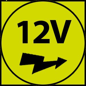 Output Voltage: 12V