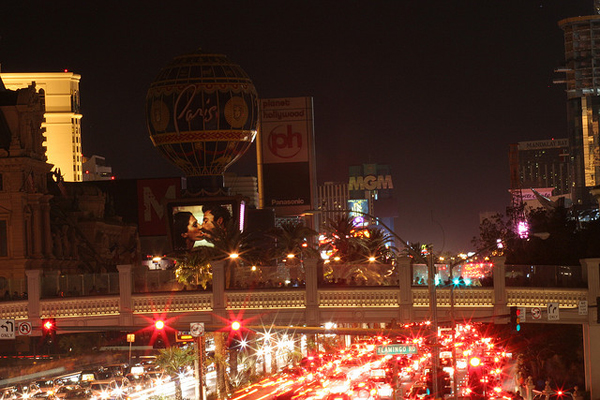 Celebrating Earth Hour in Las Vegas thumbnail