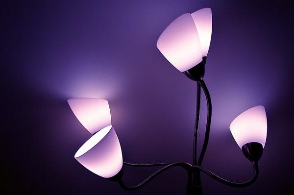 LED organic lighting