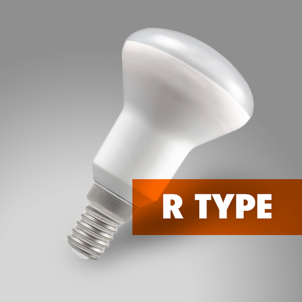r type light bulbs