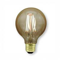 Globe LED Filament Light Bulbs