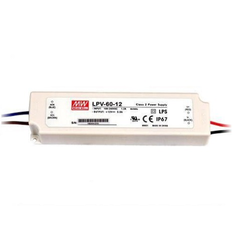 Outdoor Rated Constant Voltage LED Drivers