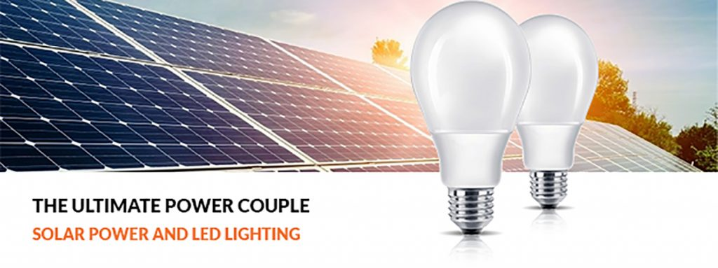 The Ultimate Power Couple – Solar Power and LED Lighting thumbnail