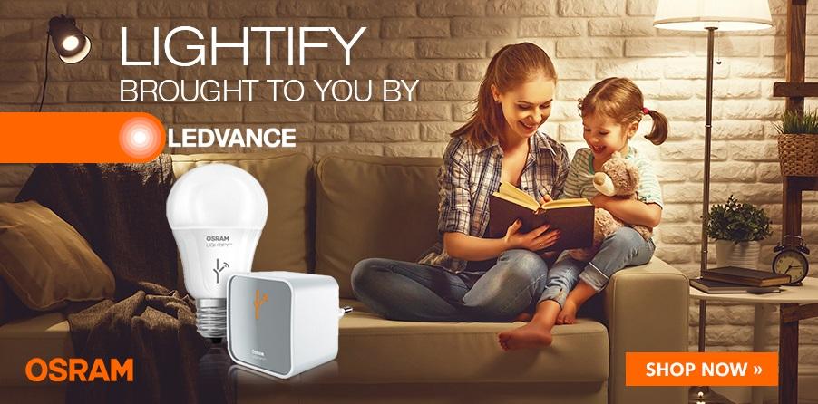 Sylvania Ledadvance - Smart Home - LED Light Bulb, LED Lighting Fixture