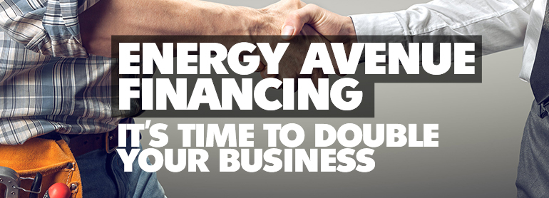 Energy Avenue Financing: It's Time to Double Your Business thumbnail