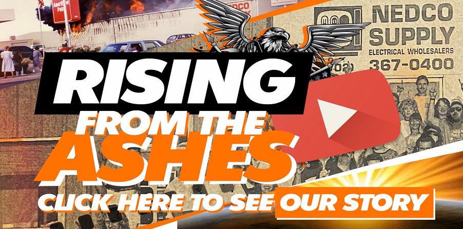Our Story - Rising from the ashes