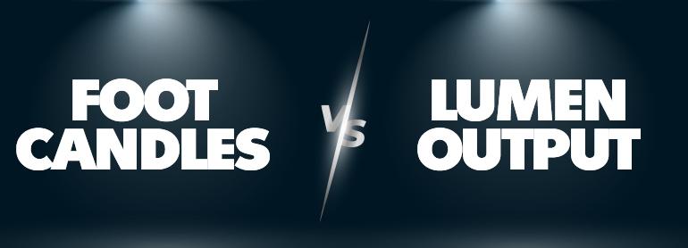 Lighting Comparison: Foot-Candles vs Lumen Output thumbnail