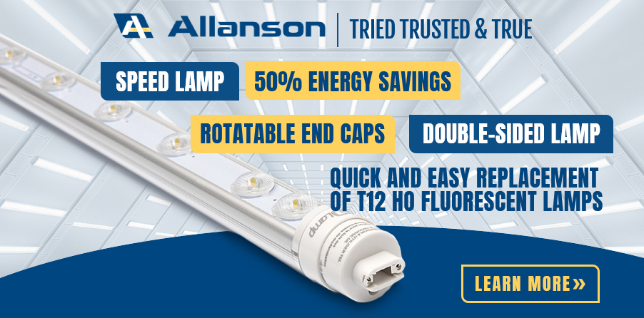 Allanson Speed Lamp - T12 LED for sale at EnergyAvenue.com!