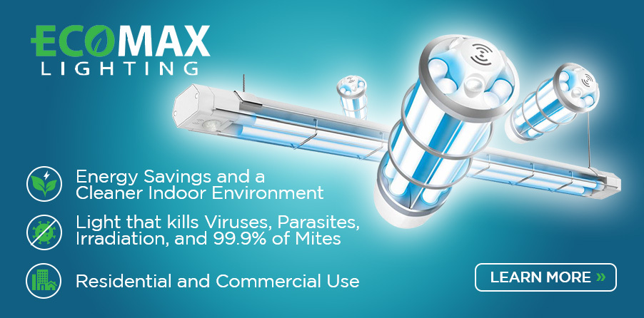 EcoMax LED UV Lighting for sale at EnergyAvenue.com!